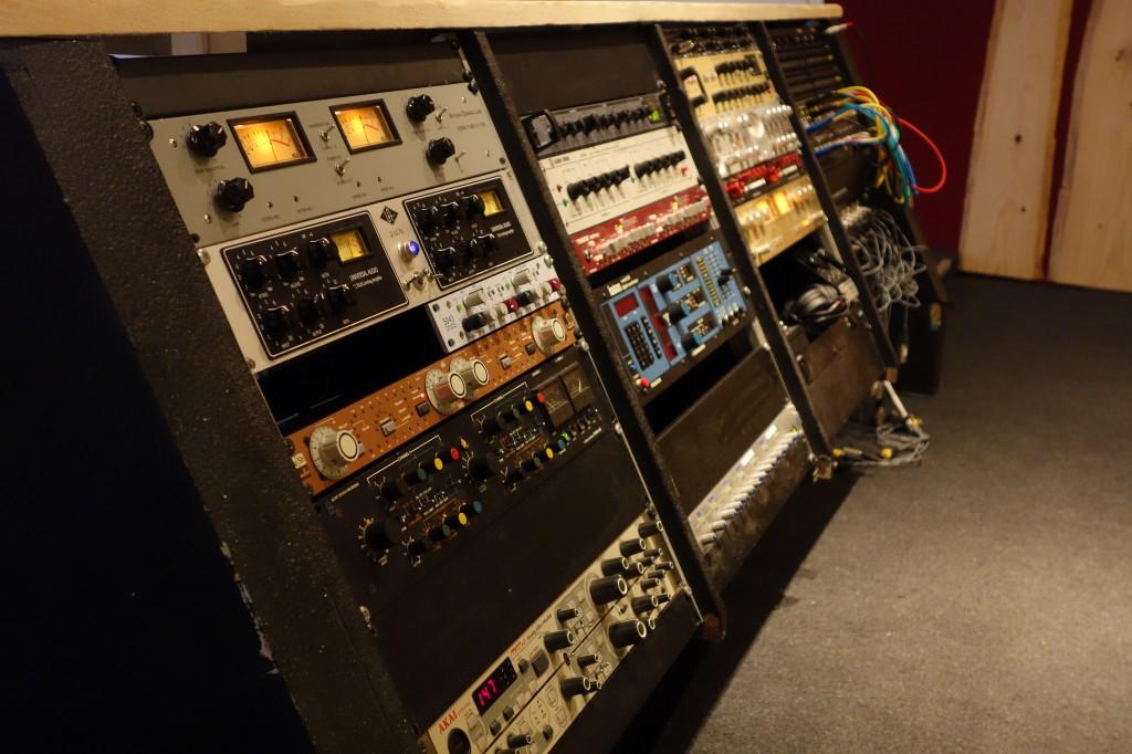 Studio-Outboard