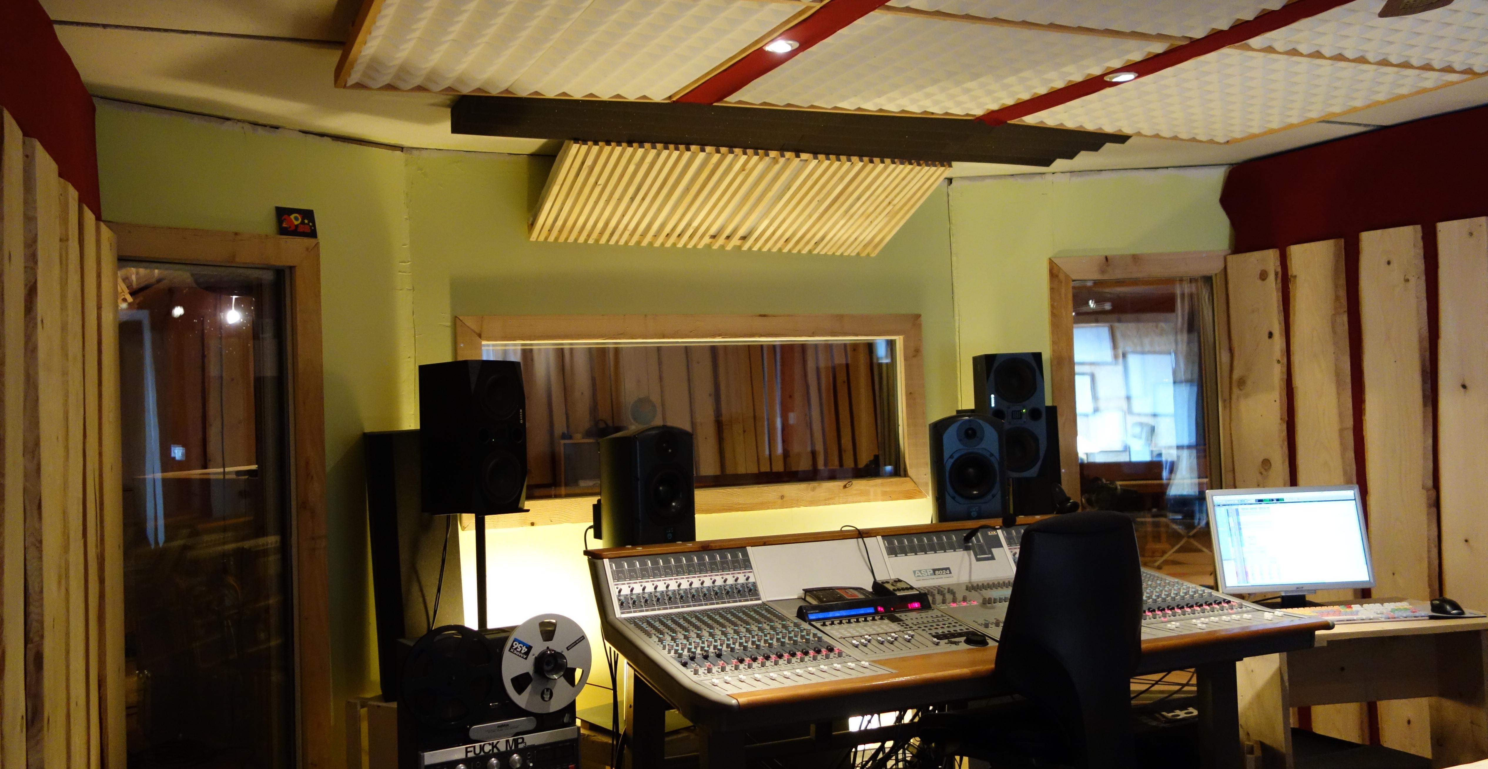 Studio-Regie